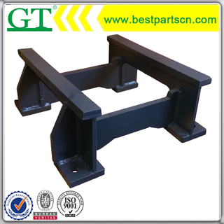 undercarriage parts steel track guard to protect the track link for excavator EX250