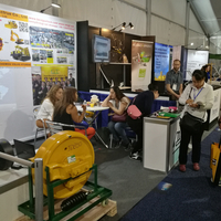 CONEXPO-CON AGG 2017 New equipment and technology