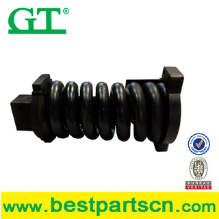 PC130-7 track adjuster Recoil spring tension assy