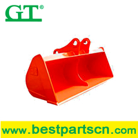 Professional manufacture hot sales excavator parts bucket PC800 with 15-year experience