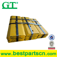Replacement cutting edges motor grader blades for heavy equipment
