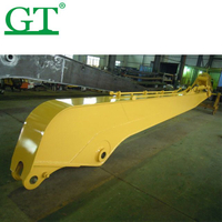 PC400-7 excavator long reach boom & arm 208-70-00572