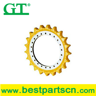 bulldozer D8R segment sprocket group for CR5050 & 1730947