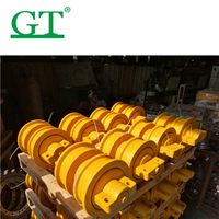 mini excavator track rollers sk330 excavator track roller