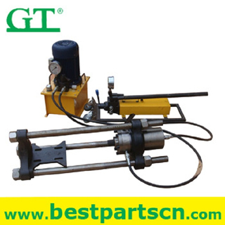 excavator construction machine PC60-6 hydraulic track link press 201-32-00200