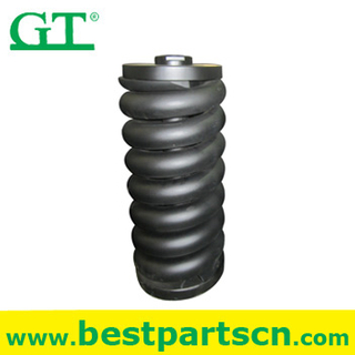 Excavator track adjuster assembly for hitachi EX120/ZX120