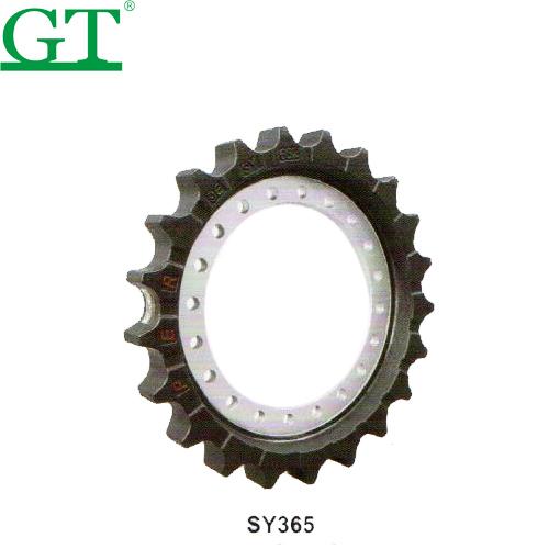 Excavator Sprocket for SY65/SY200-5/SY215-8/SY215-8/SY335-8/SY365-I/SY365-II/SY365-III/SY465